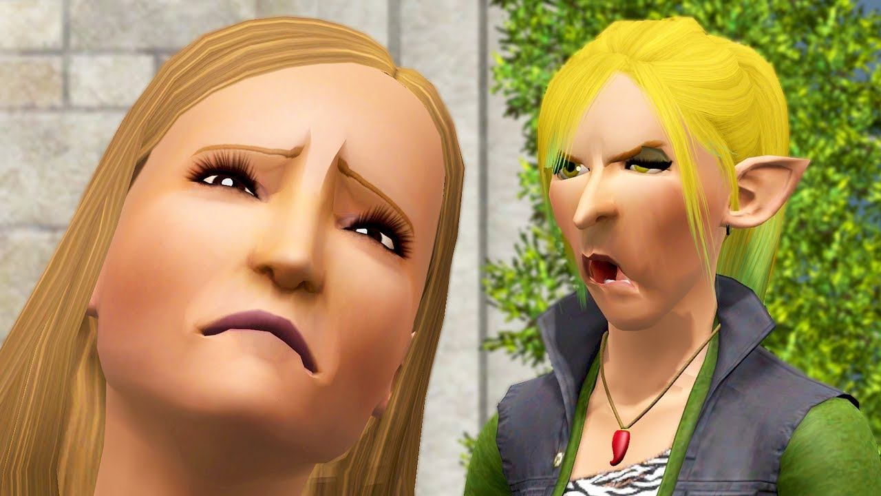 THE WEIRDEST SIMS GAME EVER // The Sims 3: University Life #3 thumbnail