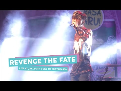 [HD] Revenge The Fate - Ambisi (Live at JakCloth Goes to Yogyakarta, Mei 2017)