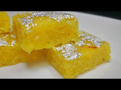 नारियल की बर्फी  Coconut Barfi recipe in Hindi   Easy Diwali Dessert recipe
