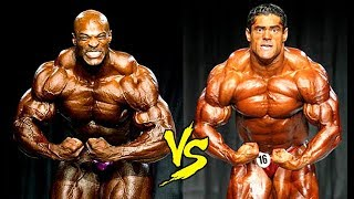 Ronnie Coleman Vs Gustavo Badell 2005 Mr Olympia The Truth