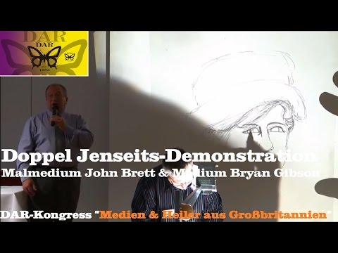 Doppel-Demo - John Brett & Bryan Gibson - DAR Kongress (HD)