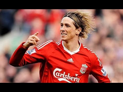 ALL Goal of Fernando Torres at Liverpool