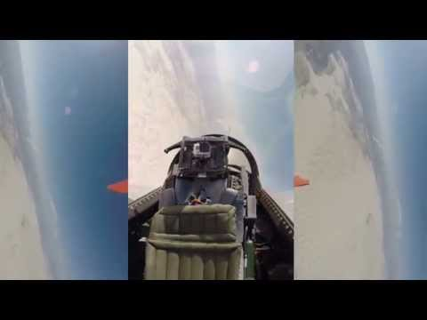 Bezzałogowy F-16 kontra pocisk