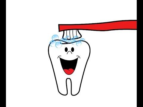 a lavarse los dientes . Canción infantil. - YouTube