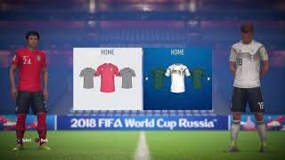 FIFA WORLD CUP 2018 is BACK