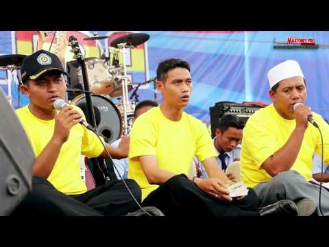 Rebana SMK BINA UTAMA dengan Ramayana sound system