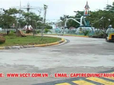 Cap Treo Vũng Tàu - nơi vui chơi và nghỉ dưỡng sau những ngày vất vả cho