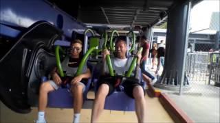 POV The Joker HD Six Flags Great Adventure