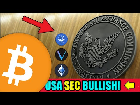 The United States SEC Just Said YES to Cryptocurrency! | Best Cryptocurrency News Online