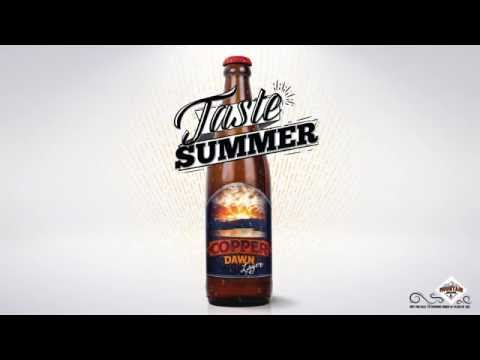 MBco | Copper Dawn Lager 'Taste Summer'