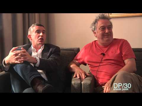 DP/30 @ TIFF '13 Sneak Peek: Philomena, Co-wr/actor/producer Steve Coogan, Director Stephen Frears