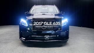 GLE 63 S - Tailored for You - The 2017 Mercedes-Benz GLE AMG GLE 63 S Mercedes Benz of Scottsdale