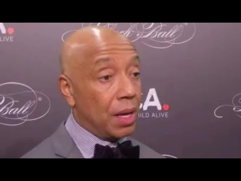 Three women accuse Russell Simmons of rape in new report
