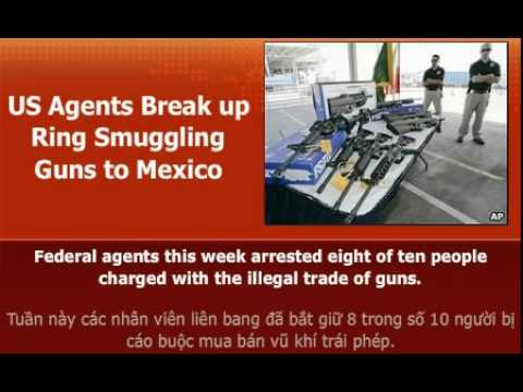 Borderland Beat: As Mexico Drug Violence Runs Rampant, U S  Guns
