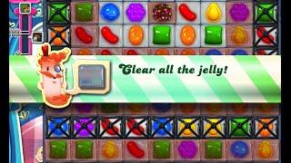 Candy Crush Saga Level 472 walkthrough (no boosters)