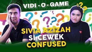 Vidi-O-Game : SIVIA GAK MAU BAHAS BLI*K!