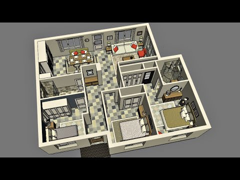 small-house-design-[100m2]---3-bedrooms,-2-baths