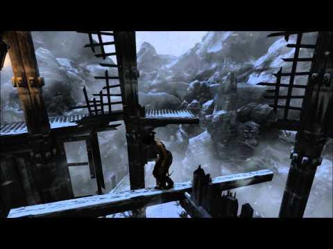Tomb Raider Climb Chasm Ziggurat