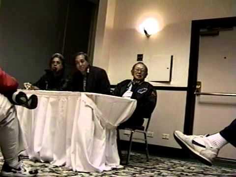 Mahalo Con Hawaii FiveO 1996: Kam Fong and Zoulou  3