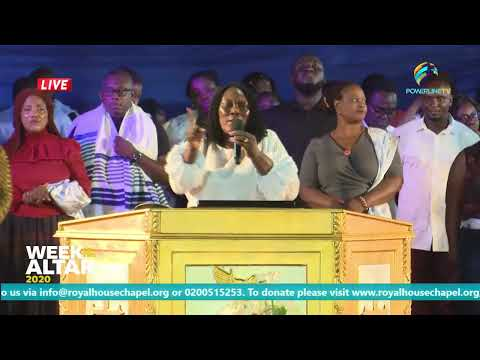 WEEK OF THE ALTAR 2020 DAY 9 (PART 1) - 14TH JANUARY 2020