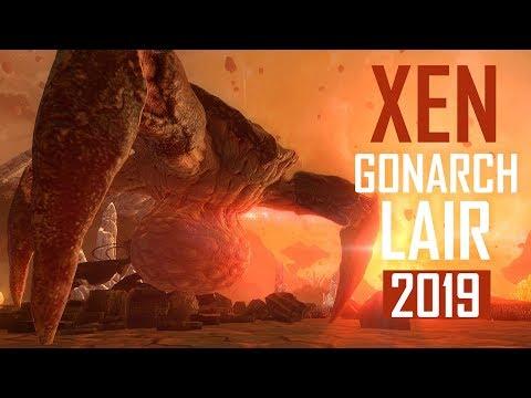 Black Mesa - XEN: GONARCH LAIR Beta 2019 - Gameplay & Análisis