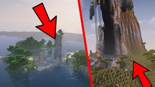 10 MINECRAFT SURVIVAL SEEDS YOU HAVE TO TRY
