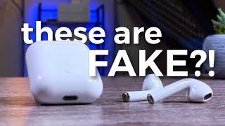 Cheap Airpods Alternative - Best Fake Airpods