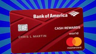 Bank of America Cash Rewards Video