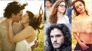 Girls Kit Harington has dated (Jon snow - Got)