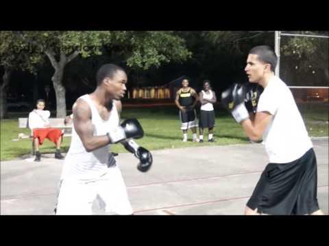 Street Boxing!
