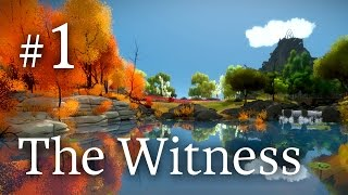 Thumbnail für das The Witness Let's Play