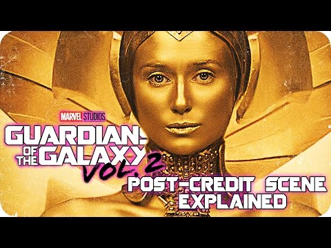 Thumbnail: GUARDIANS OF THE GALAXY 2 Post-Credit Scene Ending Explained & Vol. 3 Preview