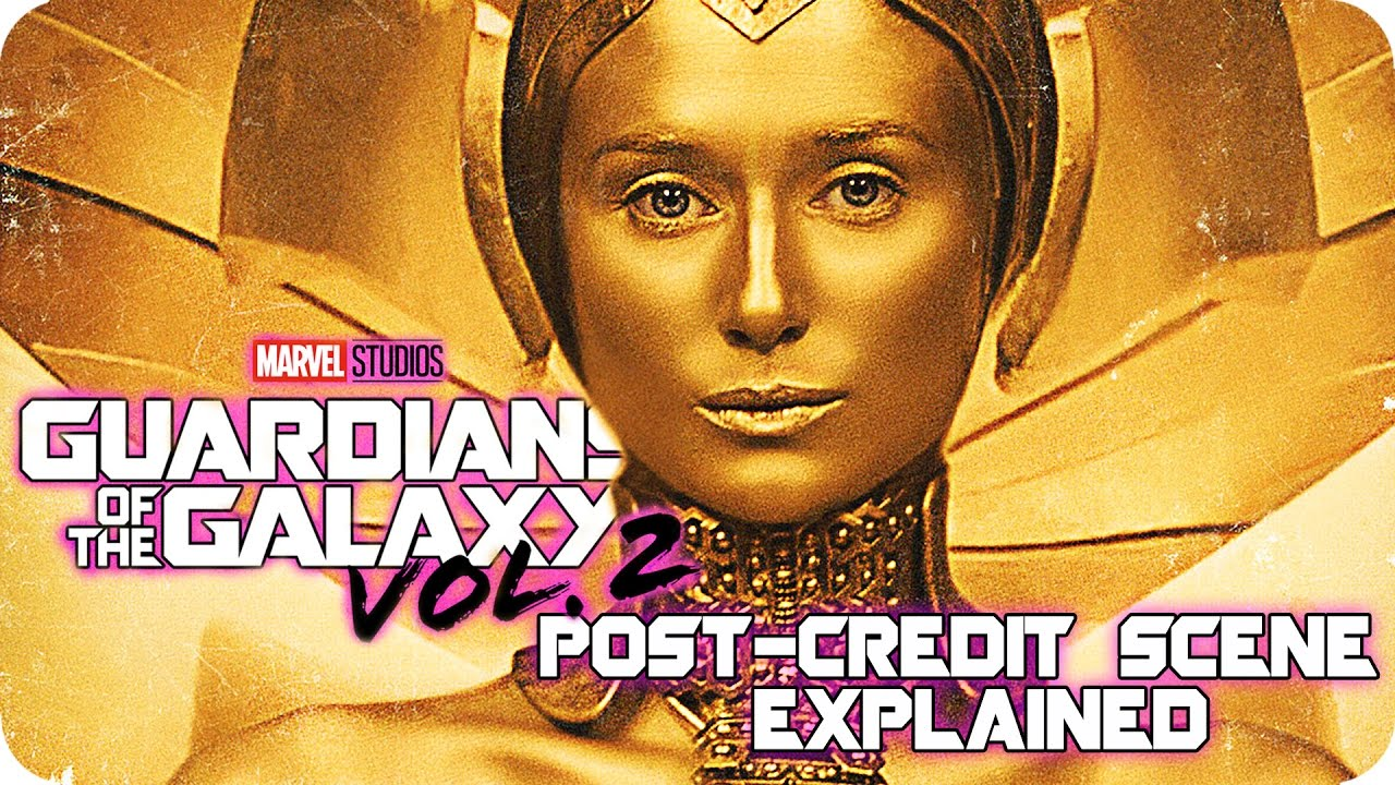 GUARDIANS OF THE GALAXY 2 Post-Credit Scene Ending Explained & Vol. 3  Preview