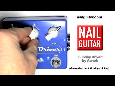 'Sunday Driver' by Aphek Guitar Pedal - Test Review