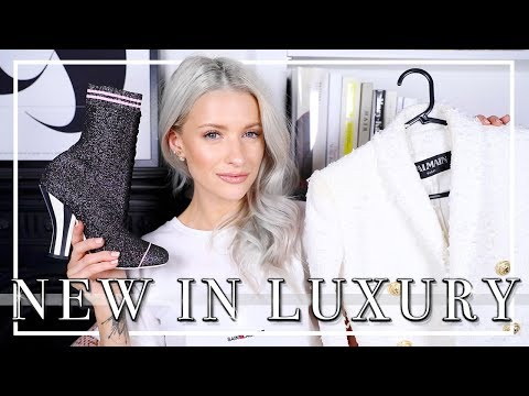 NEW IN LUXURY FASHION AND ACCESSORIES FOR SPRING