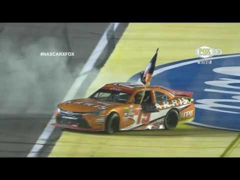 Daniel Suarez campeón 2016 - NASCAR Xfinity Series