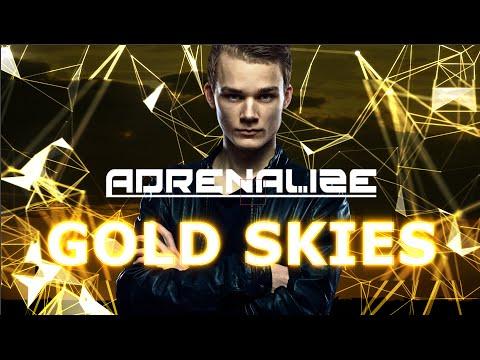 Sander van Doorn, Martin Garrix, DVBBS ft. Aleesia - Gold Skies (Adrenalize Remix)