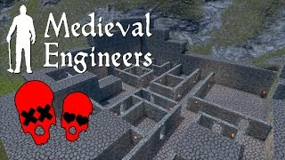 Tower Of Babylon Part 1 | Building Vader Hall #20 | Medieval Engineers