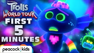 TROLLS WORLD TOUR | First 5 Minutes