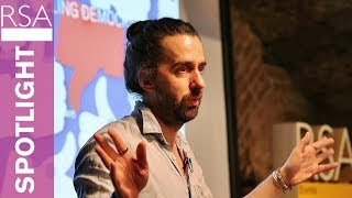 How the Internet is Killing Democracy with Jamie Bartlett