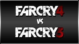 Far Cry 4 vs Far Cry 3