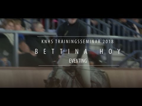 Aftermovie KNHS-trainingsseminar Eventing 2018