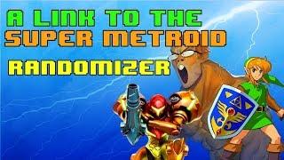 A Link to the Super Metroid Randomizer First Speedrun