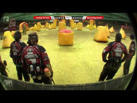 Deutsche Paintball Liga - 1. Bundesliga 2015 - Spieltag 1