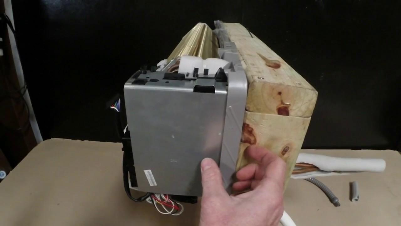 mini split drain [ 1280 x 720 Pixel ]