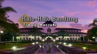 [Karaoke] ♬ Ismail Marzuki - Halo-Halo Bandung ♬ +Lirik Lagu [PIANO]