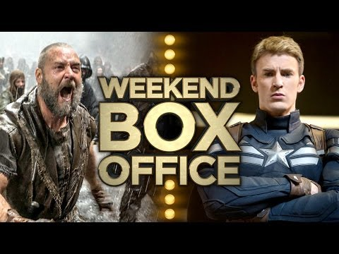 Weekend Box Office - Apr. 4 - 6, 2014 - Studio Earnings Report HD