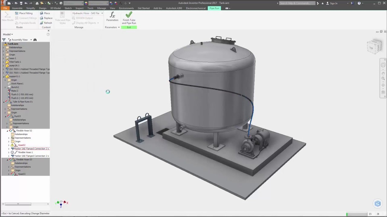 Buy cheap Autodesk Inventor 2017 width=