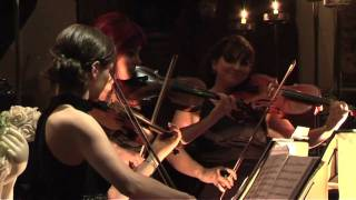 Cairn String Quartet - One Day Like This - Elbow Cover
