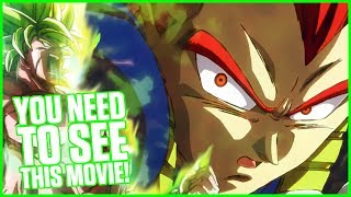 Dragon Ball Super BROLY Trailer 3: YOU NEED TO SEE THIS!